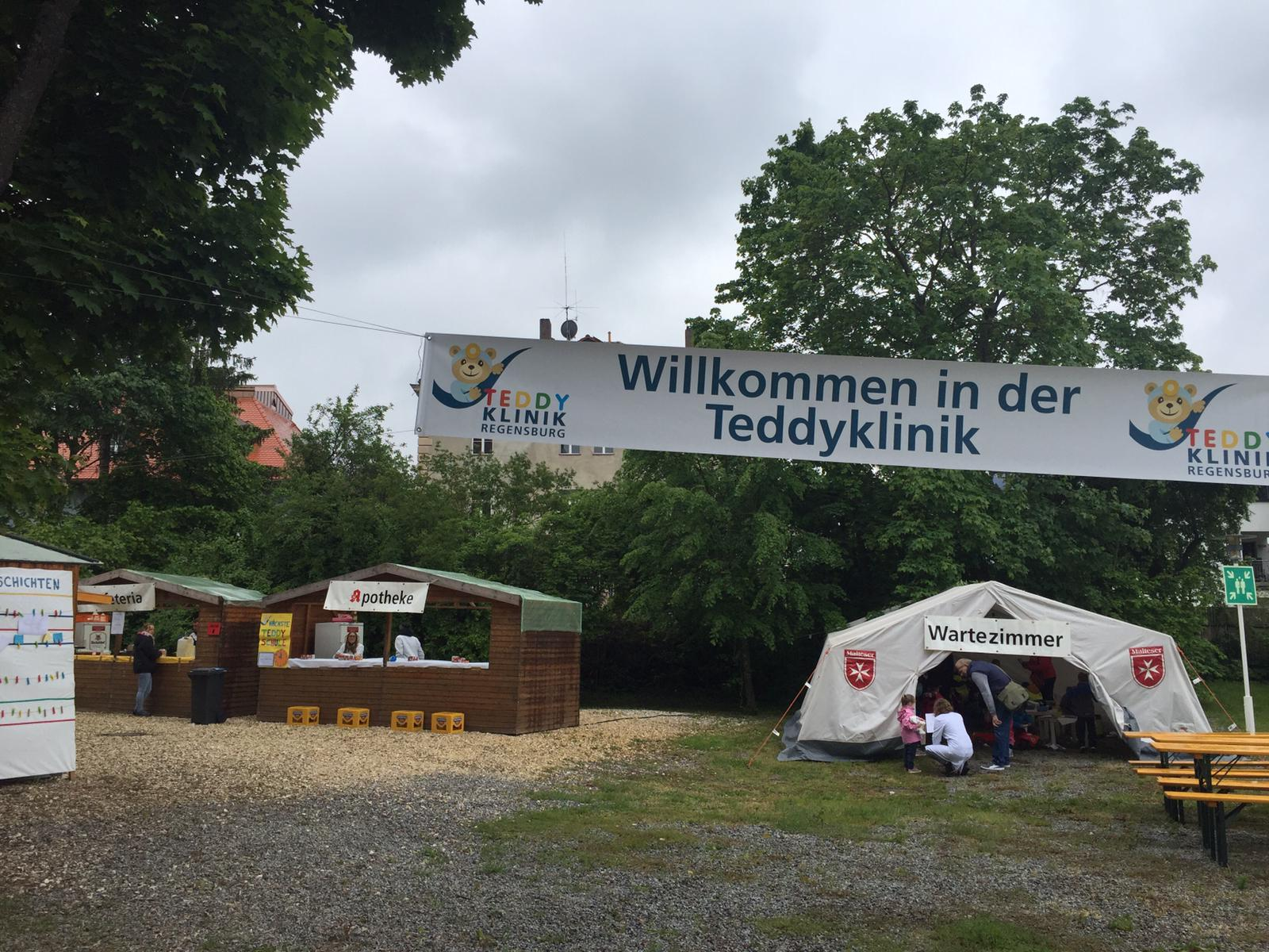 Teddyklinik Regensburg